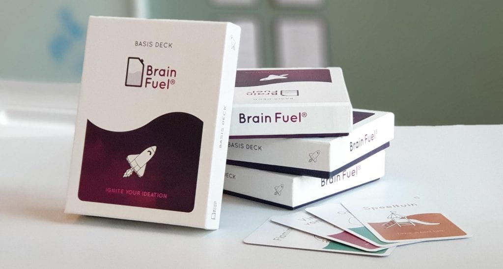 Basis deck Brainfuel brainstorm kaarten