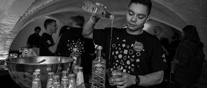 Startup Weekend Leeuwarden sponsor Boomsma Gin