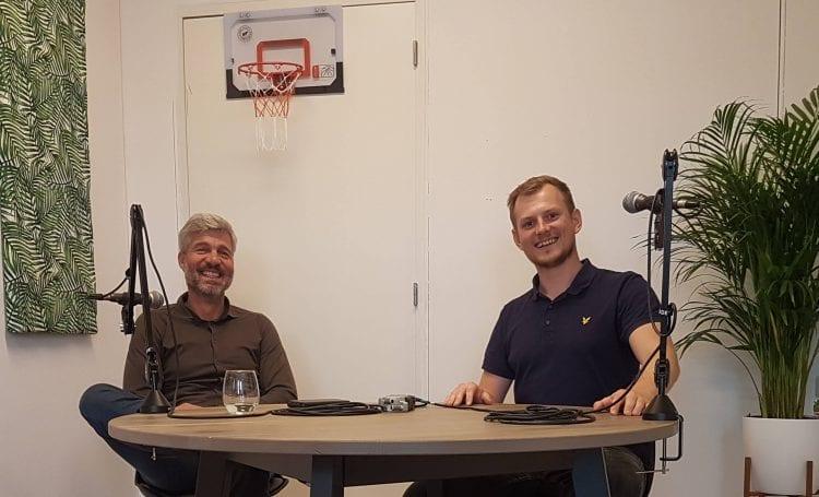 podcast cover: Erik <strong>Hauser</strong> over bedrijfsoverdracht binnen de familie en de emoties die daarbij komen kijken