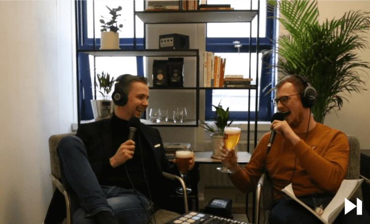 podcast cover: Martijn van der <strong>Harst</strong> van Energie Inspectie